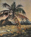 Palm Tree painting for sale