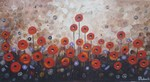 Dream Poppies painting for sale
