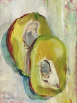 Still Life Mango painting for sale