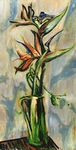 Tropical Flower painting for sale