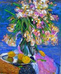 Oleanders painting for sale