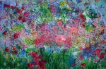 Garden of Joy painting for sale