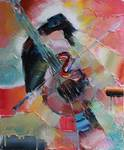 Musician painting for sale