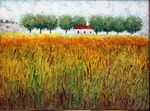 Meadow painting for sale