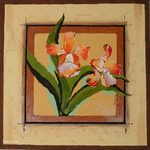 Flower 2 painting for sale