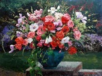 Bouquet of Roses painting for sale