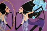 Mirror Mirror On The Wall painting for sale