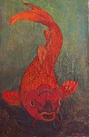 Koi Fish painting for sale
