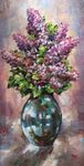 Common Lilacs painting for sale