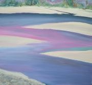 River Banks-2 Painting