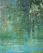 Reflection On Water Painting