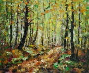 Autumn Landscape 3 Painting