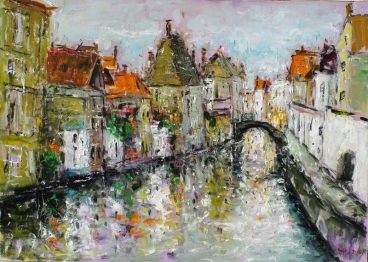 In Bruges Painting