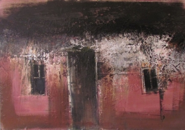 Abandoned House Painting