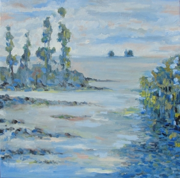 Waterscape-II Painting