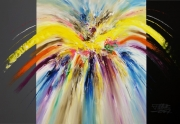 Yellow Wings M 1 Painting
