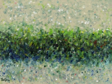Hedgerow Painting