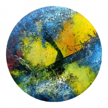 Abstract Composition 3 Painting