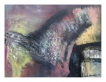 Abstract Composition 4 Painting