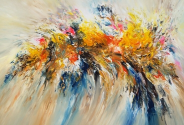 Sunny Nature Xl 1 Painting