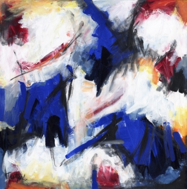 Abstract Art Forty-One Painting