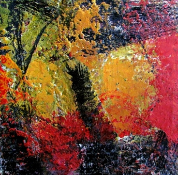 Abstract Composition Painting