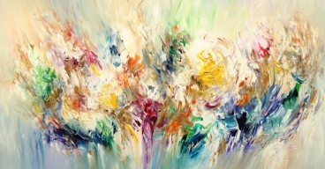 Softly Breeze L 2 Painting