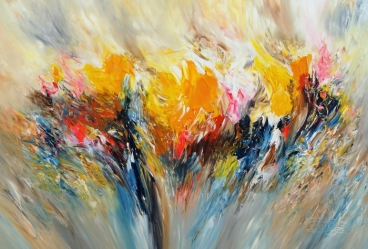 Sunny Nature Xl 2 Painting