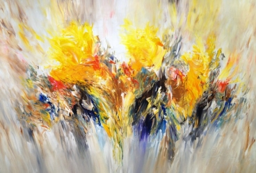 Sunny Nature Xl 3 Painting