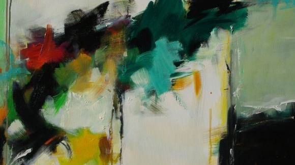 Why to paint an abstract painting using oil medium